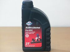 Silkolene Pro KR2 Rizinus Racingöl 1 Ltr für Rennkarts