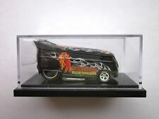 HOT WHEELS LIBERTY PROMOTIONS 2003 KRUIZINWAGON BLACK VW DRAG BUS - 467 of 1000