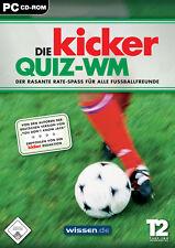 Die kicker Quiz-WM (PC, 2006, DVD-Box)