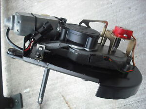 95 - 98 SAAB 900 Convertible top TONNEAU LIFT MOTOR REPAIR REPAIR SERVICE.
