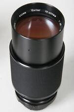 Vivitar 70-205, F/3.8. Minolta MD FOCUS MANUALE supporto