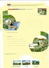 MALAYSIA Aerogramme P/STAT - MULTIPURPOSE HALL 50C # P026