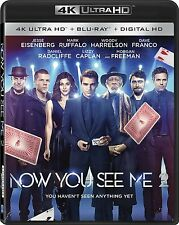 Now You See Me 2 - Blu-ray Region 1