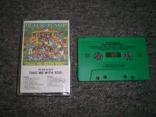 Peter Alsop~Take Me With You!~1986 Children's Music~Lyrics Insert~FAST SHIPPING