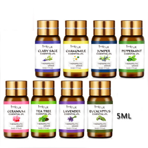 Pure & Natural Massage Essential Oil Aromatherapy Therapeutic Grade Beauty SPA
