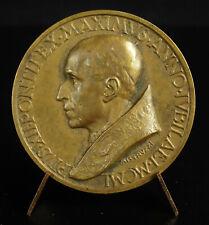 Médaille Maria Dei Parens papale Pape PIE XII PIUS 1950 Vatican MISTRUZZI medal