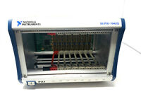 *USA SELLER* National Instruments NI PXI-1042Q Quiet 8-Slot 3U PXI Chassis