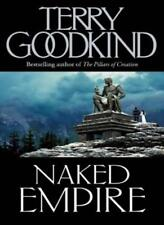Naked Empire - The Sword Of Truth, Book 8 By Terry Goodkind