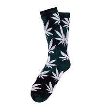 HUF The Tie-Dye Plantlife Crew Socks in Jade - Supreme, 10 Deep