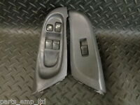 2001 NISSAN ALMERA 1.5 PETROL 5DR DRIVERS & PASSENGER FRONT WINDOW SWITCHES