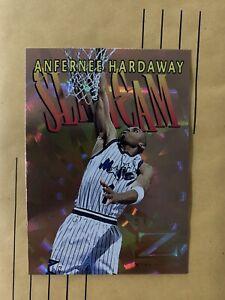 1996 Skybox Z Force Slam Cam Anfernee Hardaway Orlando Magic SC3