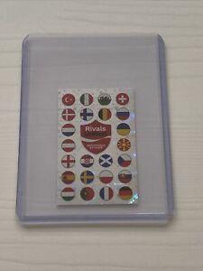 Panini UEFA EURO 2020 Coca Cola Impossible Sticker incl.Toploader