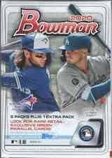 2020 Topps Bowman Baseball MLB Trading Cards Blaster Box
