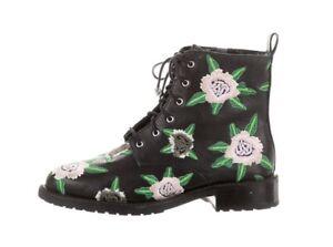 NEW! Designer Boots, Rebecca Minkoff, Black Leather, size 38 EUR / 8 US was $545