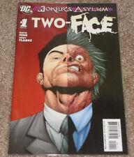 Joker's Asylum: Two Face #1 [VF+/NM-] DC Comics