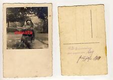 Portrait Foto mit Stahlhelm M-18 und k98 Freikorps Frühjahr 1919