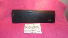 1991-1992 TRANS AM GTA FORMULA GENUINE GM BLACK DASH BOARD MAP POUCH FREE SHIPPI