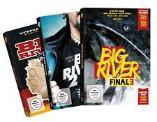 Stefan Seuß Big River Teil 1+2+3 - DVD - Welsangeln in Deutschland, Angelfilm