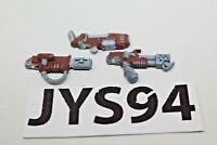 Warhammer Bitz Plasma Gun Melta Gun and Flamer - JYS94