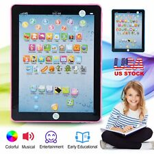 Educational Tablet Toys For 1-6 Year Olds Toddlers Baby Kids Boy Girl Learning