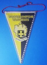 Wolves Pennant (1970's?).