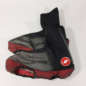 Castelli Shoe Covers size 32 Used Defect Read
