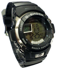 Casio Watch , G Shock , LED light , 5 Alarms , Timer, G-7700-1ER   , Brand New