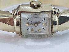 Art Deco Benrus 17j 10k Filled Watch CA - 1 - A.Shield 1051 Wristwatch - 3220