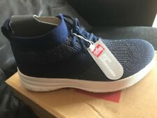 FitFlop Slip-On High Top Sneaker