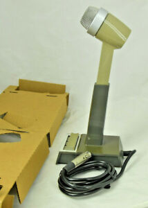 Shure Unidirectional Dynamic Microphone Model 522 Opened Box