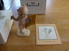 Kewpies All Tied Up kite Franklin Mint doll Mib 1991 Rose O'Neill