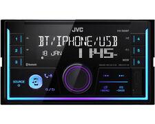 JVC KW-X830BT Autoradio Doppel-DIN / Bluetooth / USB / AUX-IN / MP3 / RDS / NEU