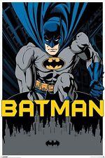 BATMAN RETRO MOVIE COMIC POSTER (61x91cm) NEW LICENSED