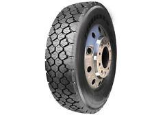 2 New Thunderer OD432 128M Tires 2257019.5,225/70/19.5,22570R19.5