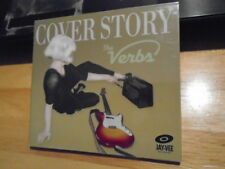 SEALED RARE OOP The Verbs CD Cover Story meegan voss CCR Kinks Eric Clapton 2015