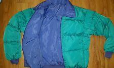 Women's junior Columbia winter snow reversible ski jacket coat sz L
