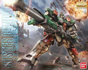 BANDAI MG 1/100 Plastic Model Kit GAT-X103 Buster Gundam Seed AU STOCK