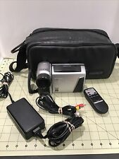 Sharp VL-H860U Hi8 8MM Tape Player Camcorder, Power Cord & Video Cables