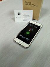 Smartphone Samsung S5 Mini, WHITE, BIANCO, NUOVO
