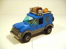 LEGO Custom Modular Building - 4x4 Off-road Jeep (SUV) - ONLY PDF INSTRUCTIONS!