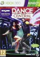 DANCE CENTRAL JUEGO XBOX 360. REQUIERE KINECT. PAL-ESP. NUEVO, PRECINTADO.