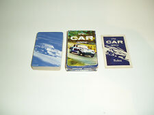 "Vintage ""The Car"" card game by pepys. 1961."