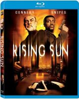 Rising Sun Starring Sean Connery and Wesley Snipes (Blu-ray, 2010)