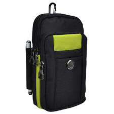 Green Outdoor Sport Shoulder Bag Pouch Case for LG V10 / LG G5 / LG G4 / LG K10