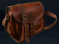 Leather Messenger Women Bag Purse Tote Handbag Satchel Cross body Bags Vintage