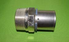 "UPONOR Pressanschluss Unipipe 40mm x 1 1/2"" AG (565)"