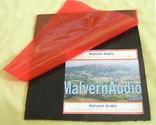 Sorbothane Sheet 90 mm. x 90 mm. x 3.00 mm. Improve Sound Isolation.