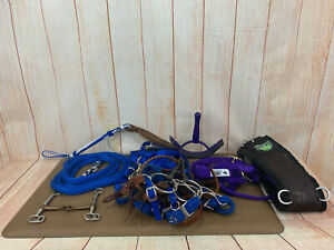 Weaver Horse Harness Hardware Lot