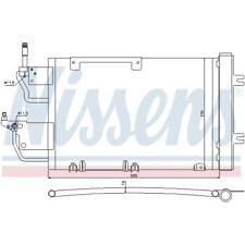 Kondensator für Klimaanlage Klimakondensator Klimakühler NEU NISSENS (940052)