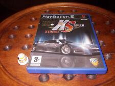 XTREME SPEED XS PS2 Playstation 2 ITA / ESP - PAL